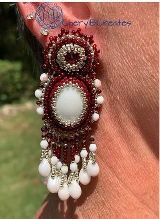 Suyra Statement Earrings