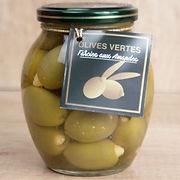 Olives grecques farcies aux amandes Thessa