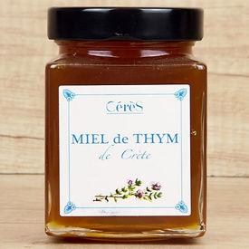 Miel de Thym pur de Crète Cérès