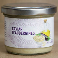 Caviar d'Aubergine Thessa