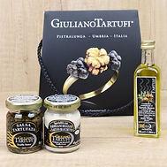 Coffret à la truffe Giuliano Tartufi