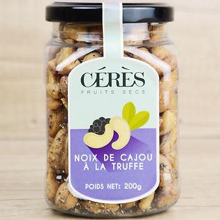 Noix de cajou à la truffe Cérès