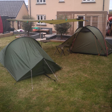 The Big Camp Out - May 9th!