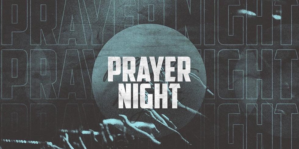 Noche de oración (En-línea) San Diego