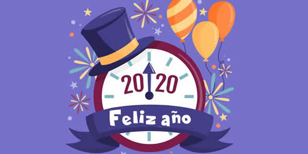 Celebración de Año Nuevo: 2020