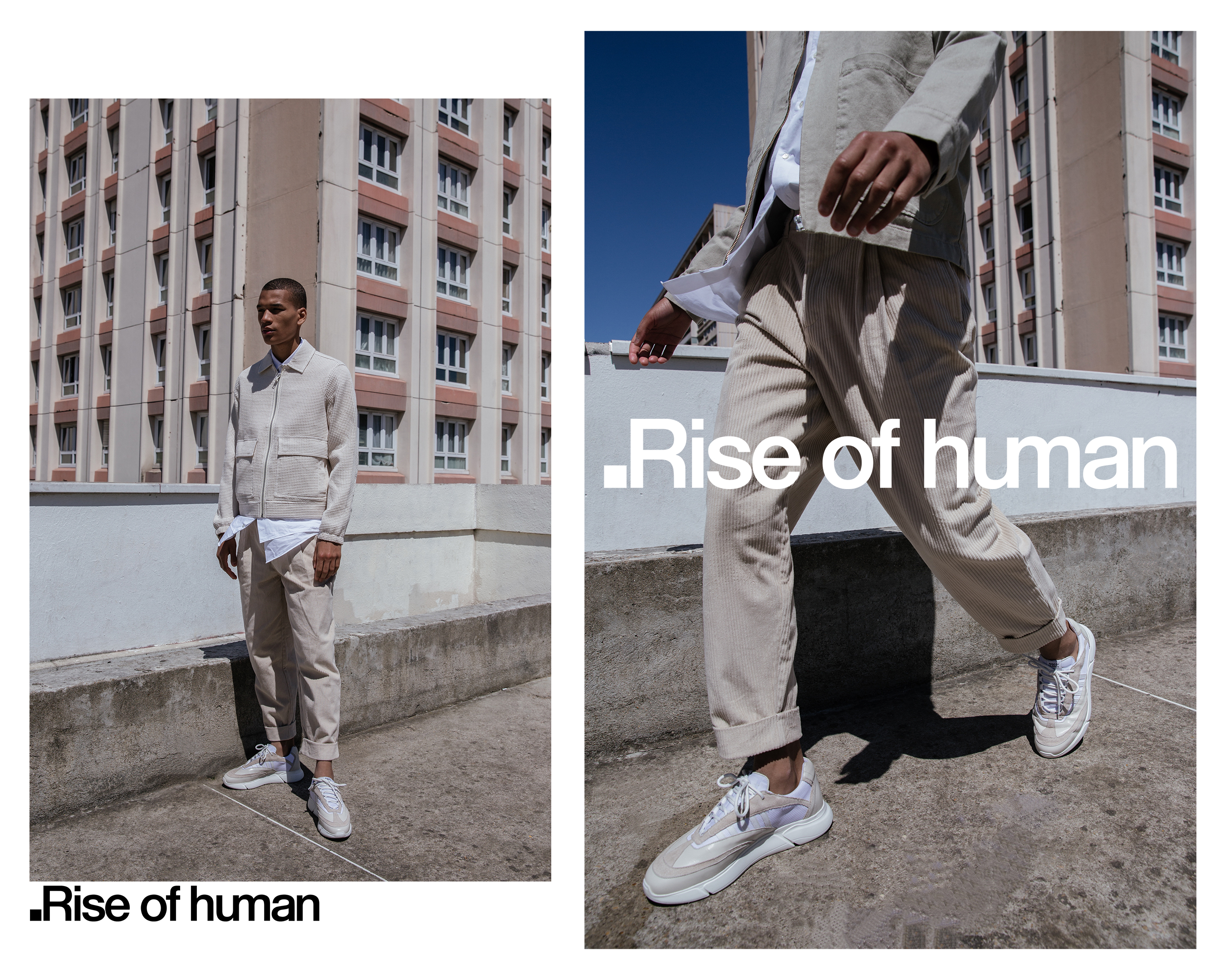 RISE OF HUMAN | CAMPAIGN SHOOT