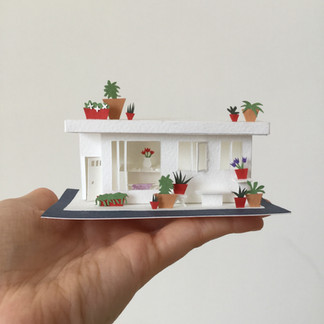Click here for 3D paper sculpture series