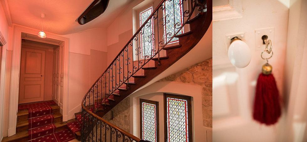 Chambres du Domaine de Combelongue