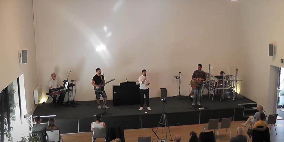 Gottesdienst im Livestream