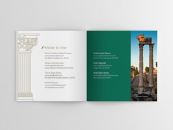 travel guide booklet