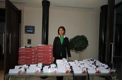 Participants' kits