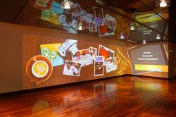 digital slideshow animation