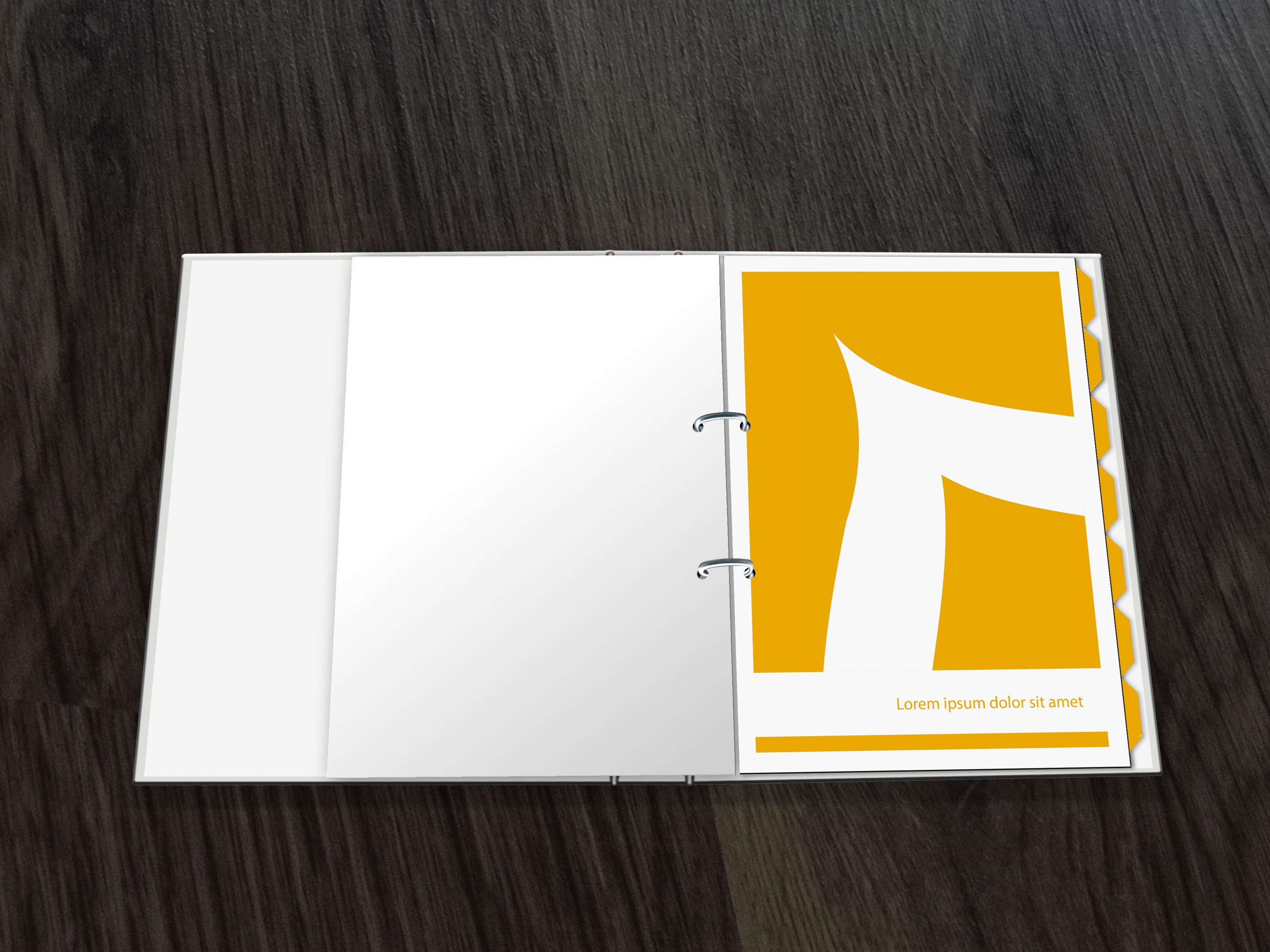 submittel folder - main dividers