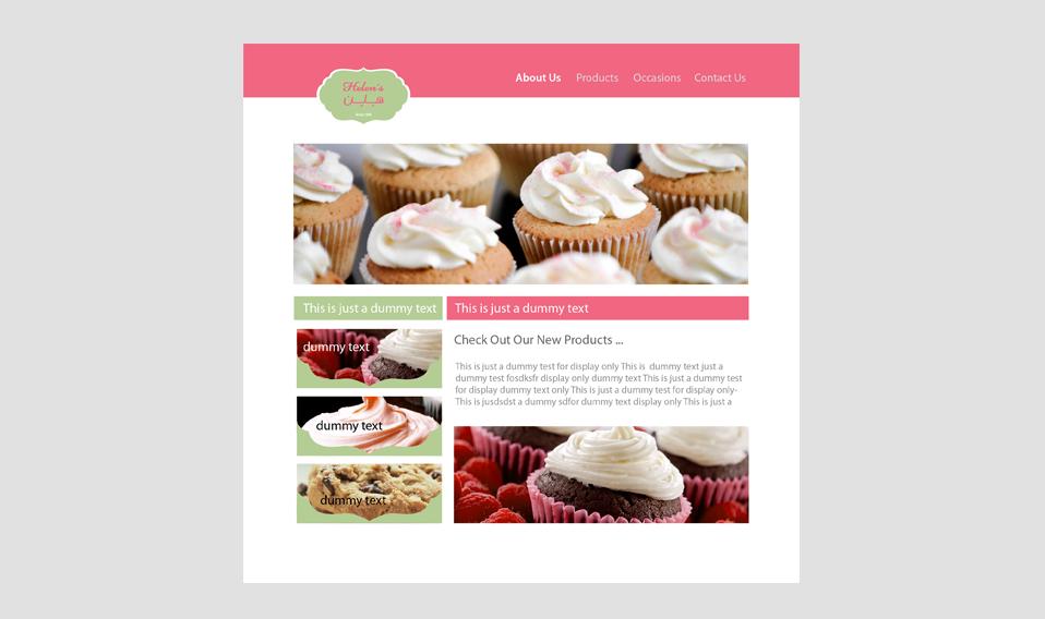website option 2