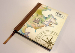 A5 notebook front cover