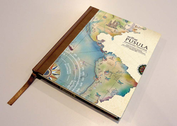 A4 Notebook front cover
