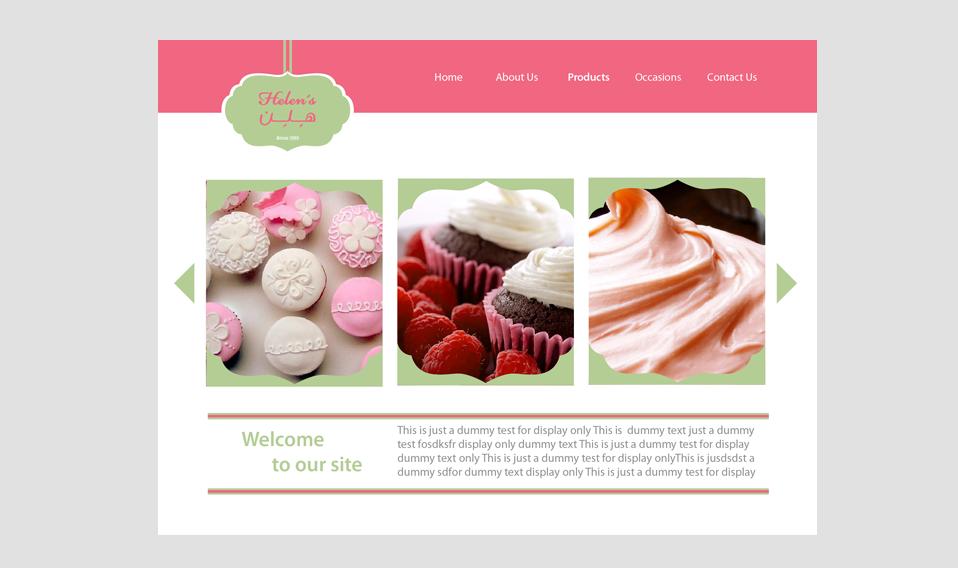 website option 1