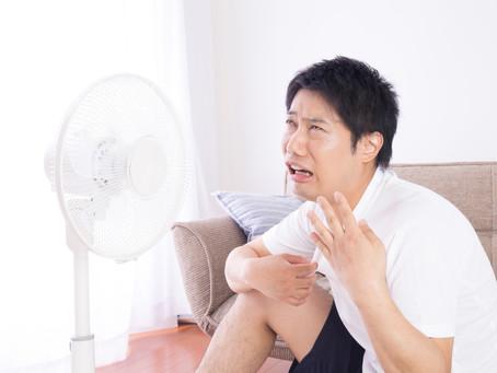 もう夏の室内蒸し暑さで悩まない。グレイスロイヤルのリノベ部屋なら悩む必要ありません。