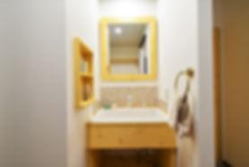 世界にひとつだけ、完全オーダーメイドの洗面台