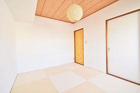 おしゃれな琉球畳を導入しています