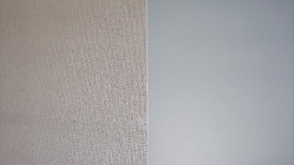 漆喰を施工すると漆喰が光を反射してくれるので、お部屋がとても明るくなります。
