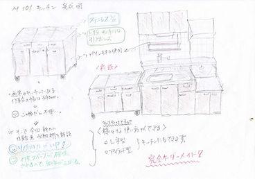 グレイスロイヤル・キッチン構想