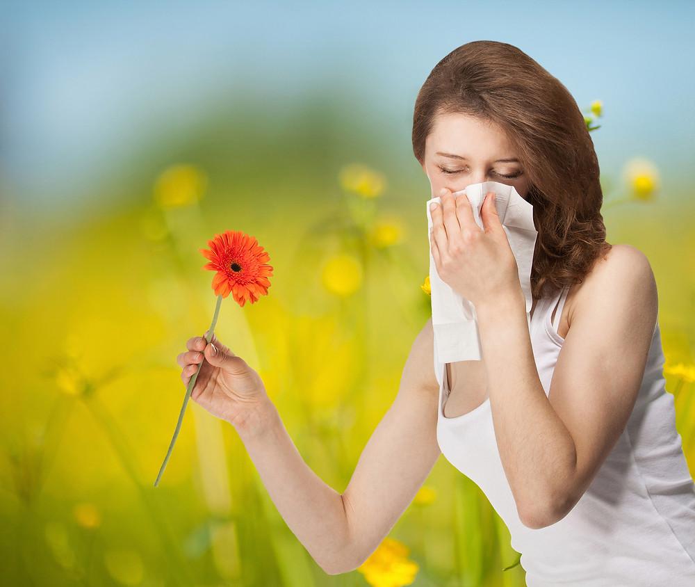 花粉症に「シーズン」はありません。