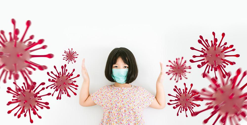 コロナウイルスとインフルエンザは室内乾燥を防ぐだけでも効果が期待できます。