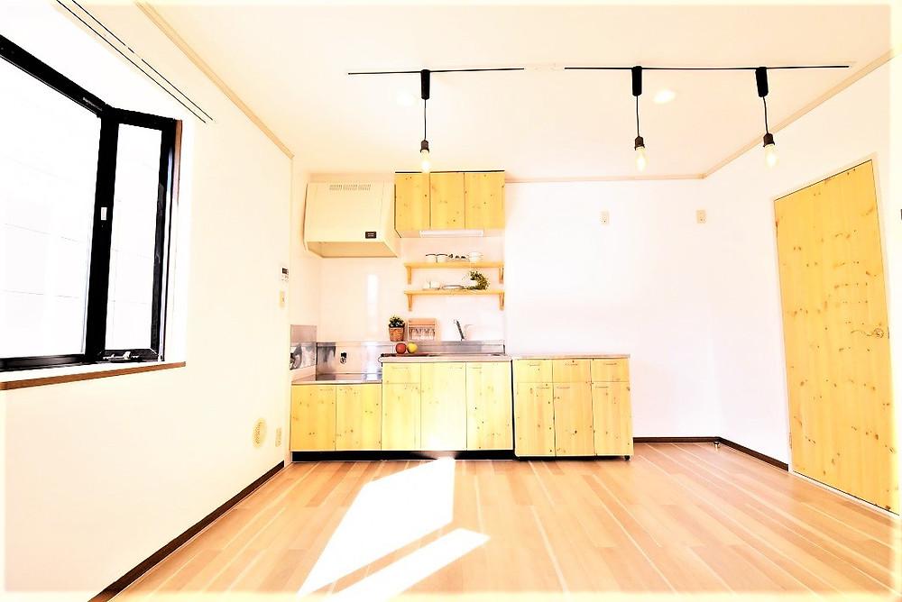 省エネ・光熱費削減、おしゃれな賃貸物件グレイスロイヤルS105号室