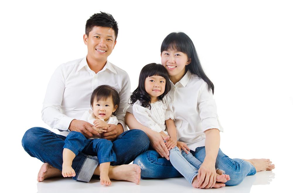 グレイスロイヤルの部屋には和室があるので、子育てがしやすいです。