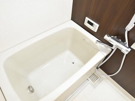 おしゃれすぎる浴室が魅力的。山梨おしゃれ賃貸・グレイスロイヤル
