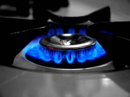 グレイスロイヤルでは来月から、ガスの使用料金が下がります。
