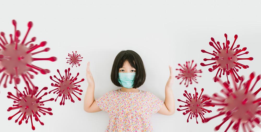 新型コロナウイルス新規感染者数が、日を追うことに増えてきています。