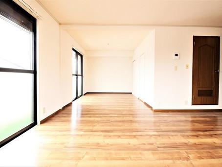 LDKは広い方がいい。グレイスロイヤルK201号室なら大空間18帖LDKが魅力的。