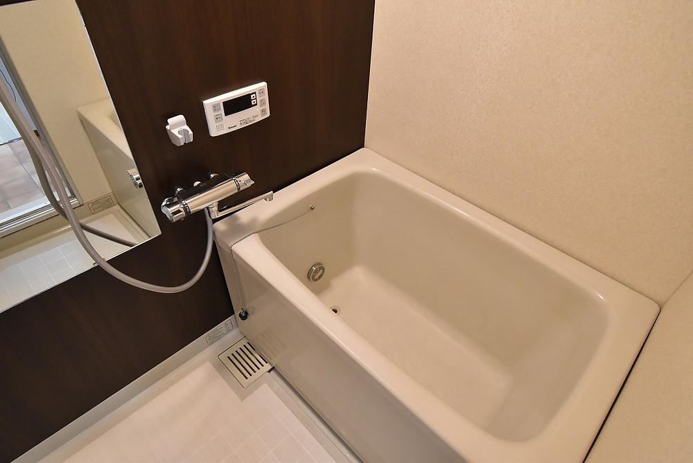 お風呂がきれいだと、毎日のお風呂タイムが楽しくなりますよね!