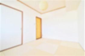 おしゃれな漆喰をお部屋全体に施工しています。