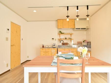 キッチンが充実している賃貸に住みませんか?