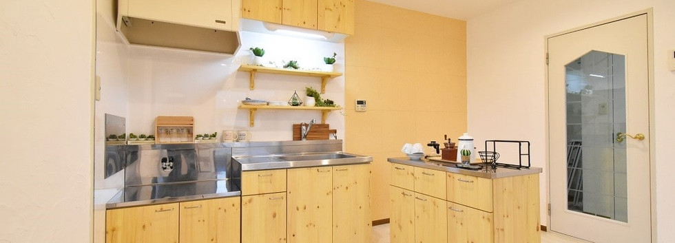 キッチン ④