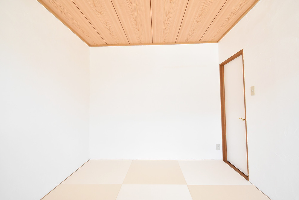 通常の畳は勘弁だけど琉球畳ならOKという方が殆どです。
