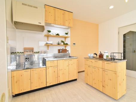 テーマはナチュラル&癒し。温もり溢れるおしゃれな和洋折衷賃貸、山梨でおしゃれな賃貸アパート・グレイスロイヤルS205号室。