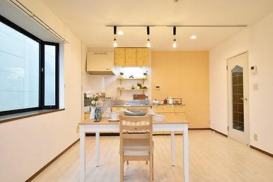S205号室 リノベーション後のキッチン