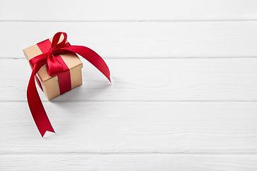 サプライズプレゼントは、お客様の心の中にダイレクトに響きます
