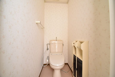 リノベーションをする前のトイレ
