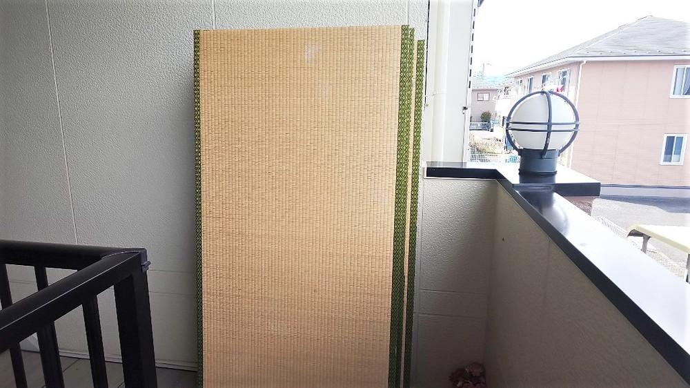 グレイスロイヤルでは和室をあえて残し、若い世代でも敬遠し難い琉球畳を導入します。