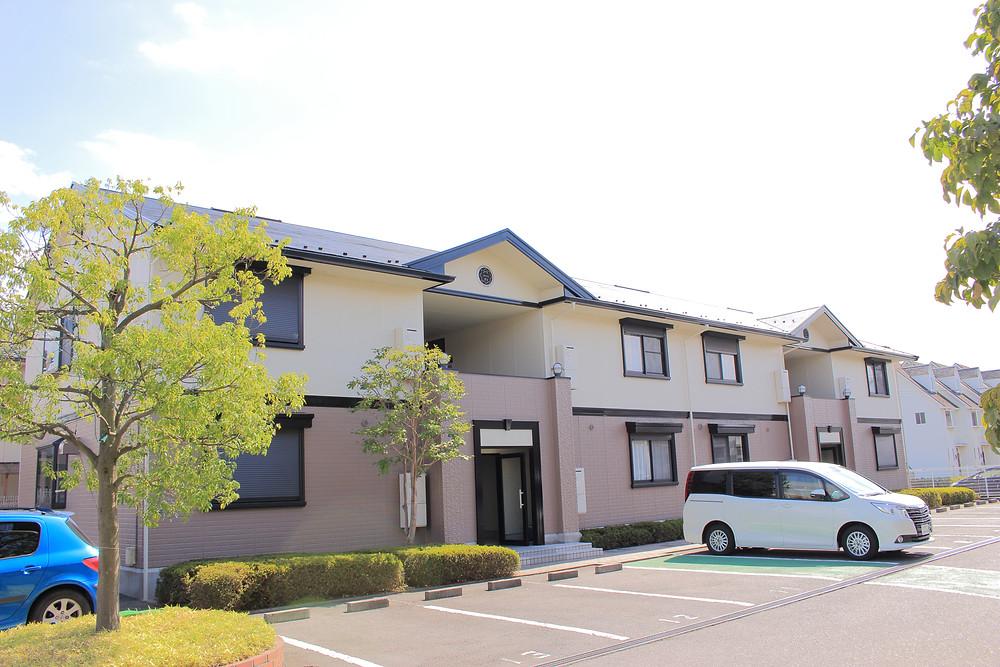 グレイスロイヤルは、子育てをされている方にとっても住みやすいアパートです。
