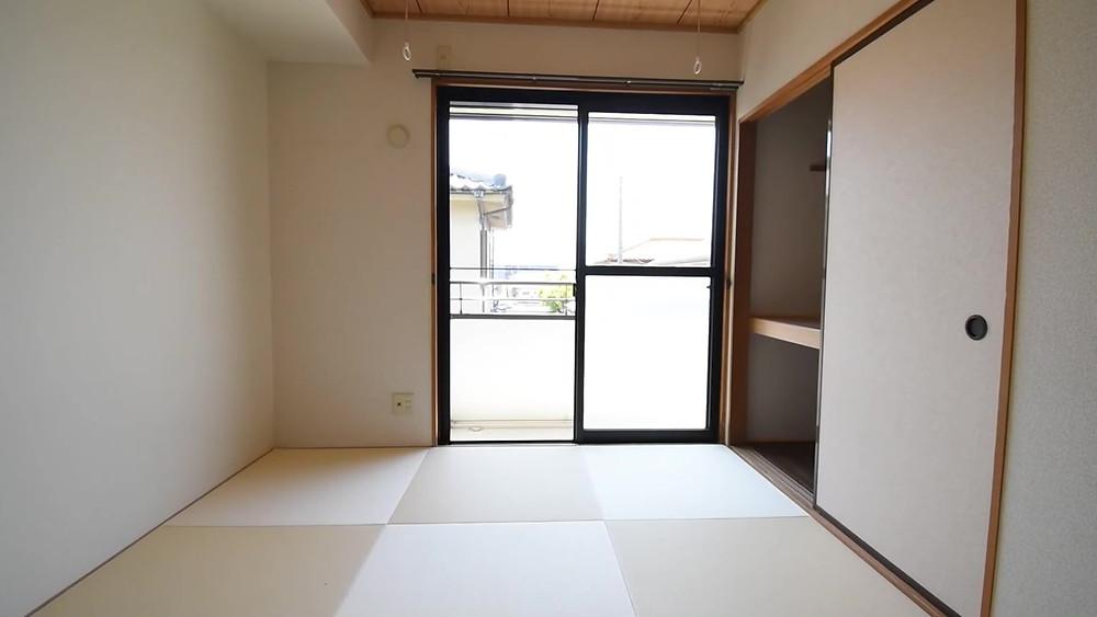 ごろ寝をする時や客間として、和室は自由自在に活用することが可能に!
