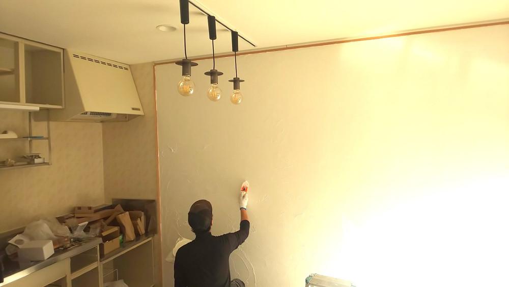 漆喰を塗ることで、消臭効果が期待できます。