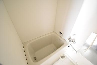 リノベーションをする前の浴室