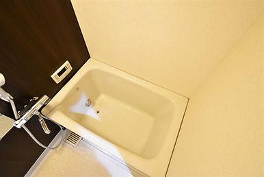 S205号室 リノベーション後の浴室