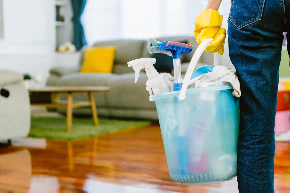 室内クリーニングとは室内清掃を行う費用のこと